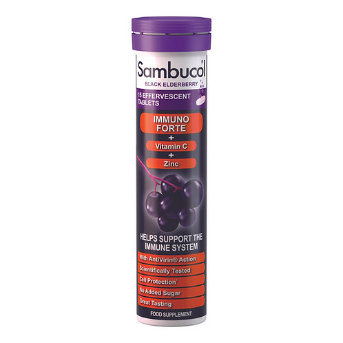 Sambucol Effervescent Tablets