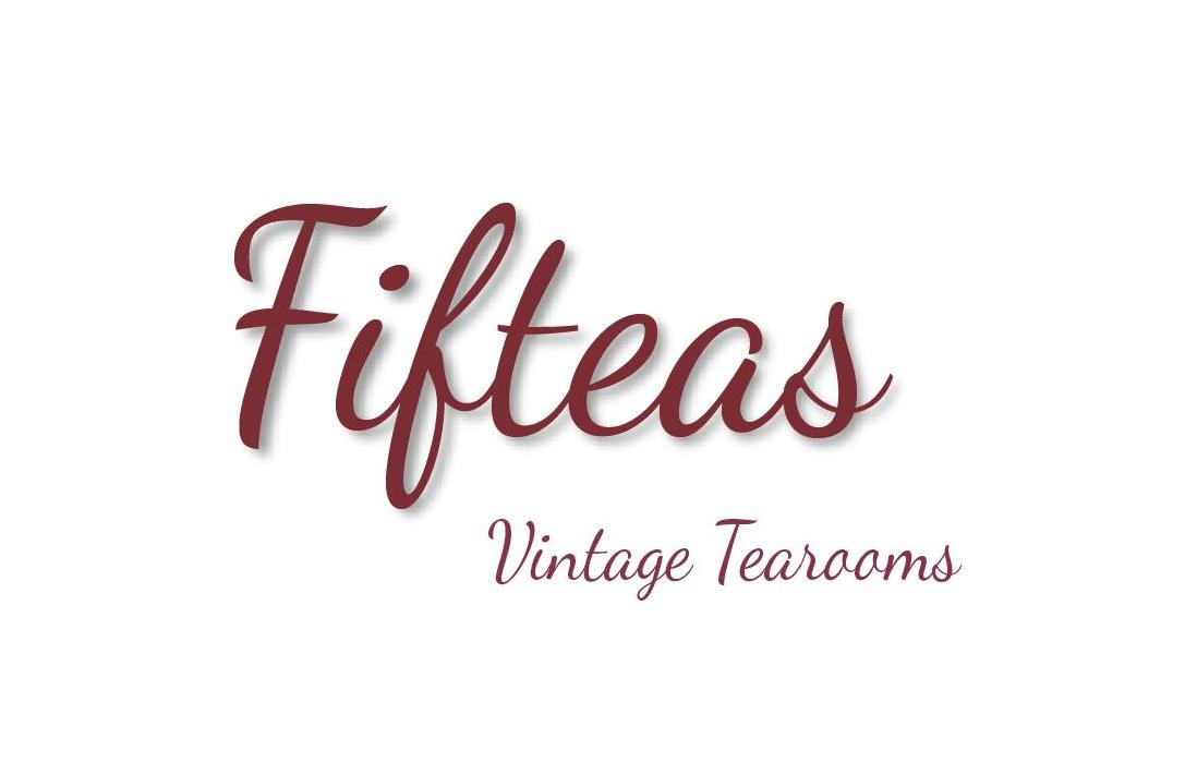 Fifteas gift voucher cover Text