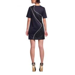 10-5女包邊 網布 洋裝