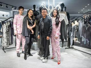 三十年來頭一遭!台灣設計師品牌旗艦店進駐麗晶精品 汪俐伶:抓住機會卡位很重要!