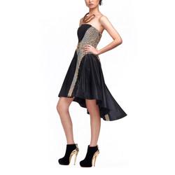 18 _女 金鉤環 洋裝