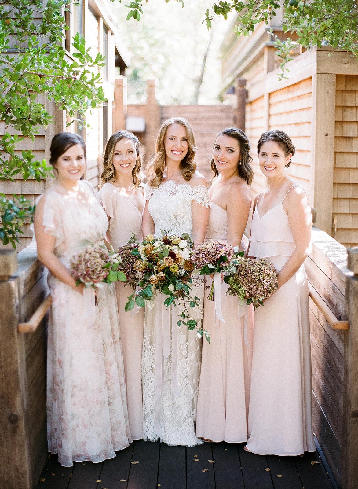 Bridal Party Services