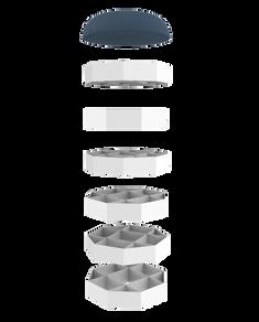Octastool