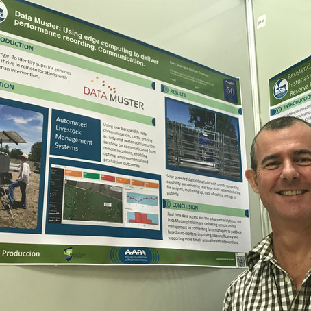 ARGENTINA'S EYES ON CQUNI'S AUTOMATED LIVESTOCK MANAGEMENT SYSTEMS