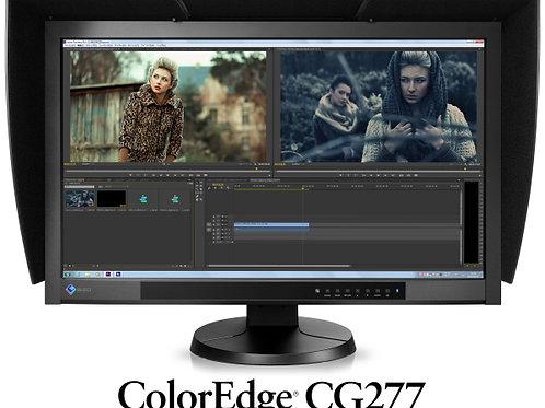 "27"" 2K Eizo Color Edge CG277"