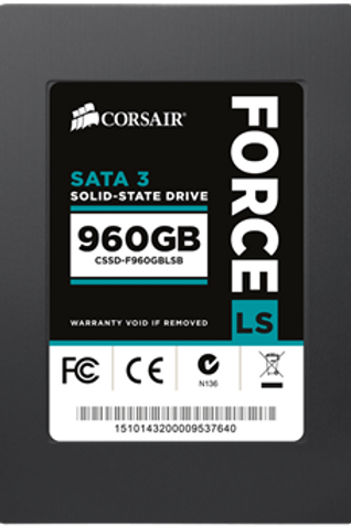 Force Series™ LS 960GB SATA 3 6Gb/s SSD
