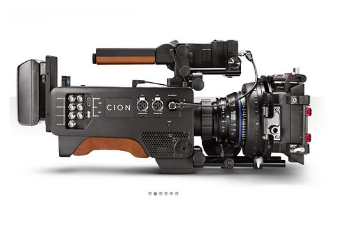 CION 4K/UHD/2K/HD Camera