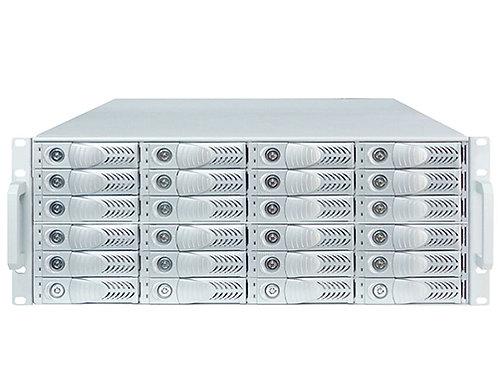 Netstor 4U 24 bay Thunderbolt JBOD storage
