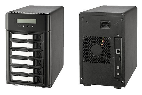 ARC-5028 6Bay Thunderbolt System