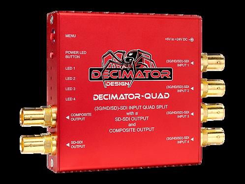 Decimator Quad