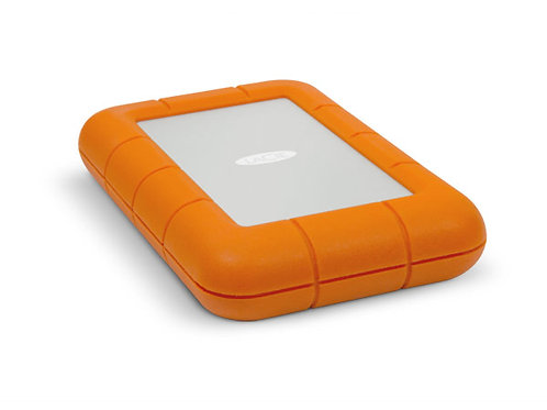 LaCie Rugged 256Gb SSD Thunderbolt & USB 3.0