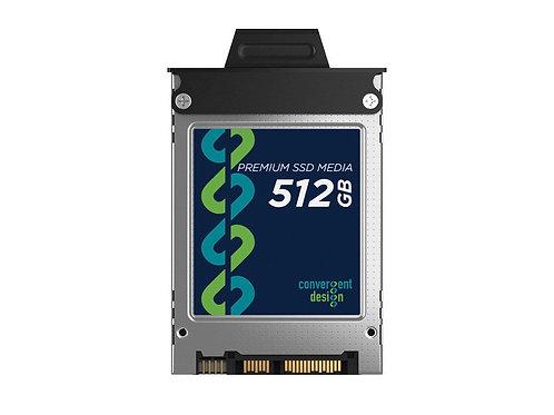 Convergent Design - 512GB Premium SSD
