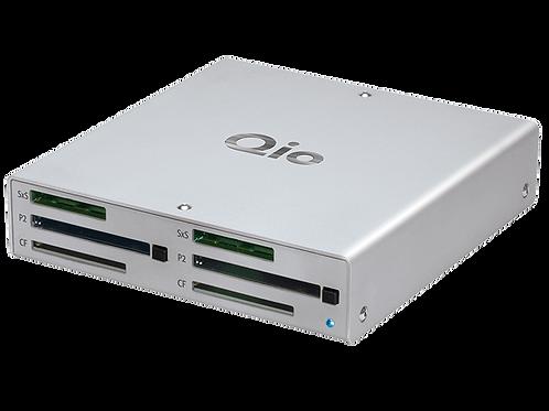 Sonnet QIO Thunderbolt - SxS|SD|CF External Reader
