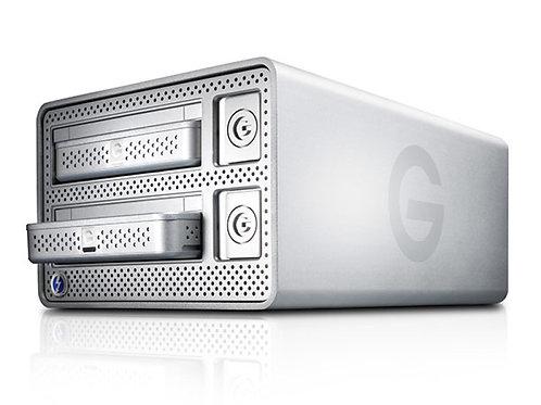G-Tech G-Dock 2TB Thunderbolt Aluminium