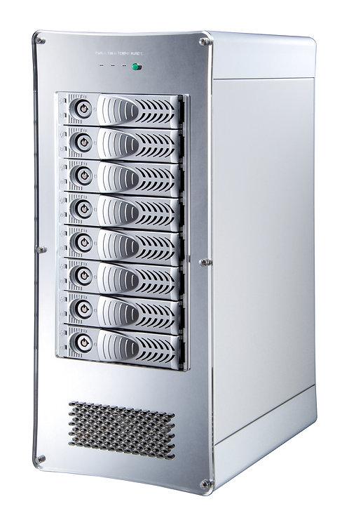 Netstor Desktop 8 bay Thunderbolt RAIDstorage