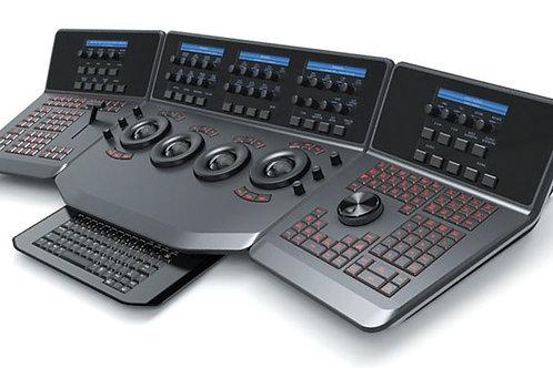DaVinci Resolve Grading Desk Advanced Panel