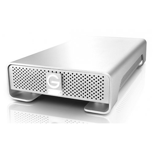 G-Tech G-DRIVE  4TB USB3.0|FW800 Aluminium