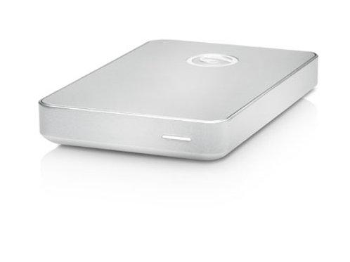 G-Tech G-DRIVE mobile 1TB USB3.0|FW800 Aluminium