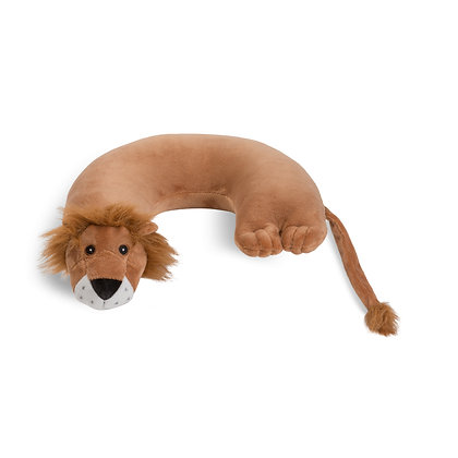 Lion Critter Piller™ Kids Neck Pillow