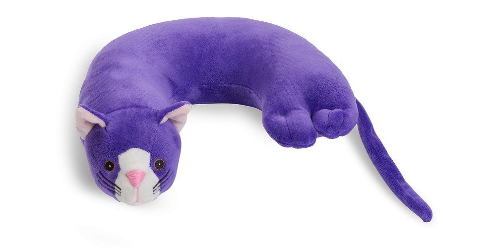 Cat Critter Piller™ Kids Neck Pillow