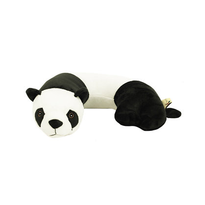 Panda Critter Piller™ Kids Neck Pillow