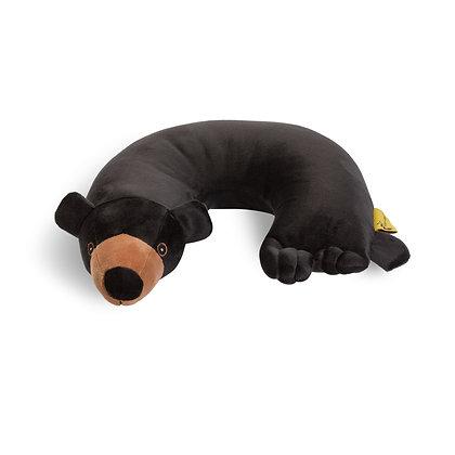 Bear Critter Piller™ Kids Neck Pillow