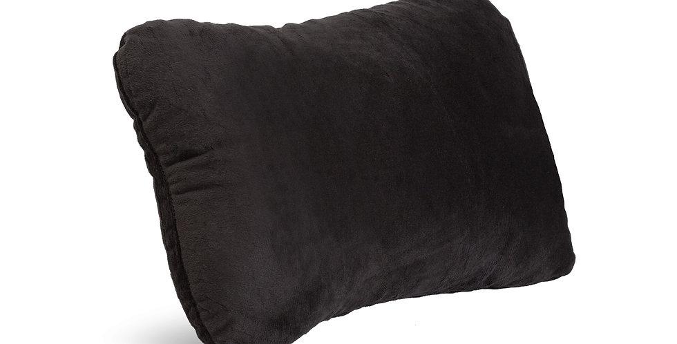 Super Soft Rectangular Fiber-Filled Travel Pillow