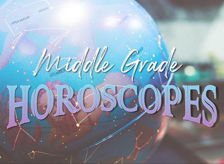 Middle Grade Horoscopes!