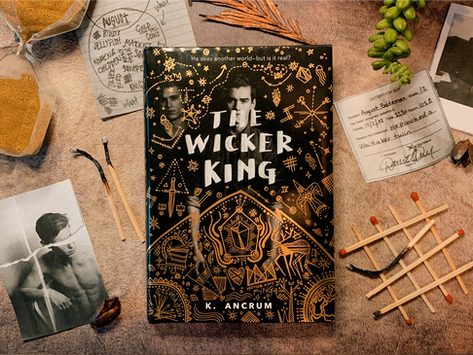 Book Review: The Wicker King by K. Ancrum