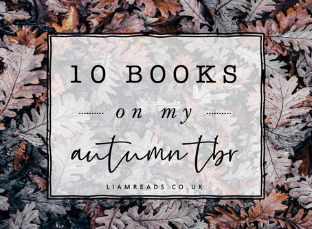 Top 10 Books On My Autumn TBR