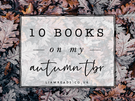 Top 10 Books On My Autumn TBR
