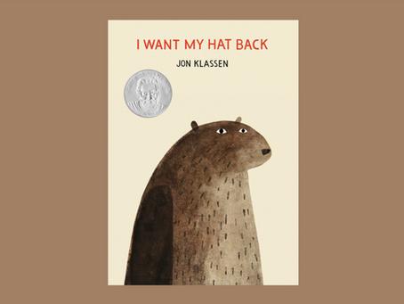 Book Review: I Want My Hat Back by Jon Klassen