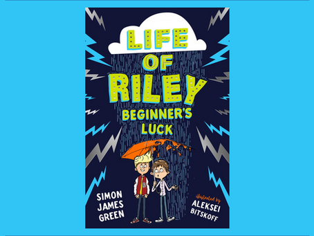 Book Review: Life of Riley by Simon James Green