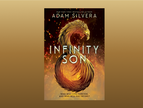 Book Review: Infinity Son by Adam Silvera