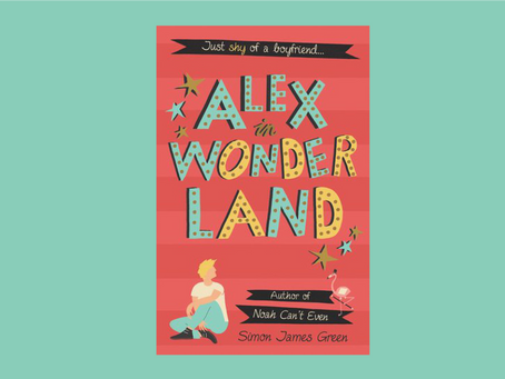 Book Review: Alex in Wonderland by Simon James Green