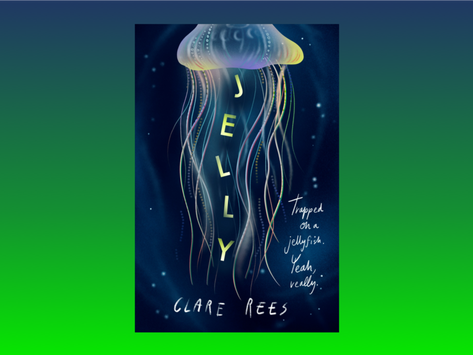 Book Review: Jelly by Clare Rees