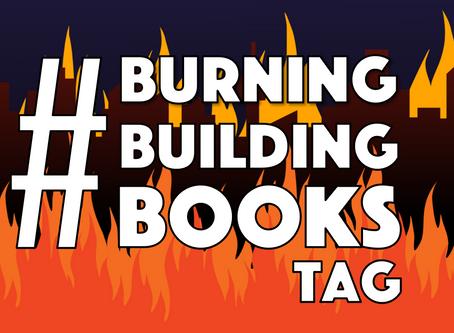 #BurningBuildingBooks Challenge