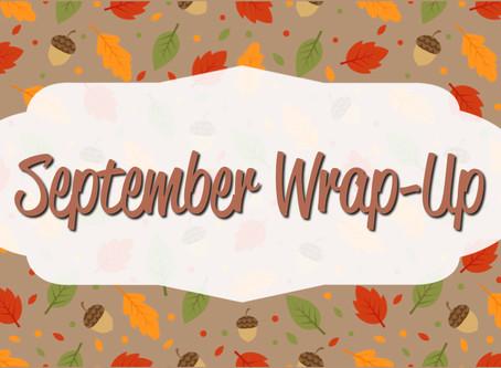 September Wrap-Up!