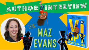Author Interview with Maz Evans
