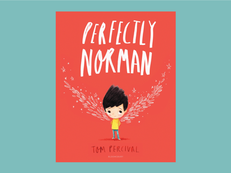 Book Review: Perfectly Norman by Tom Percival