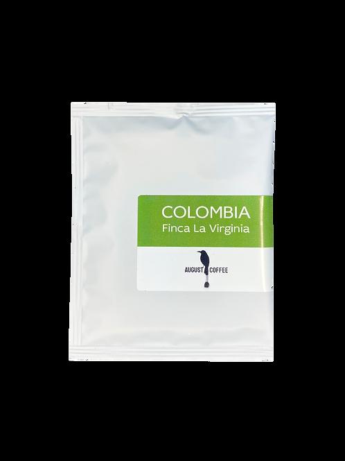 Colombia La Virginia pink bourbon
