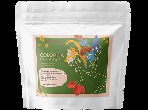 Colombia Finca La Virginia pink bourbon Natural