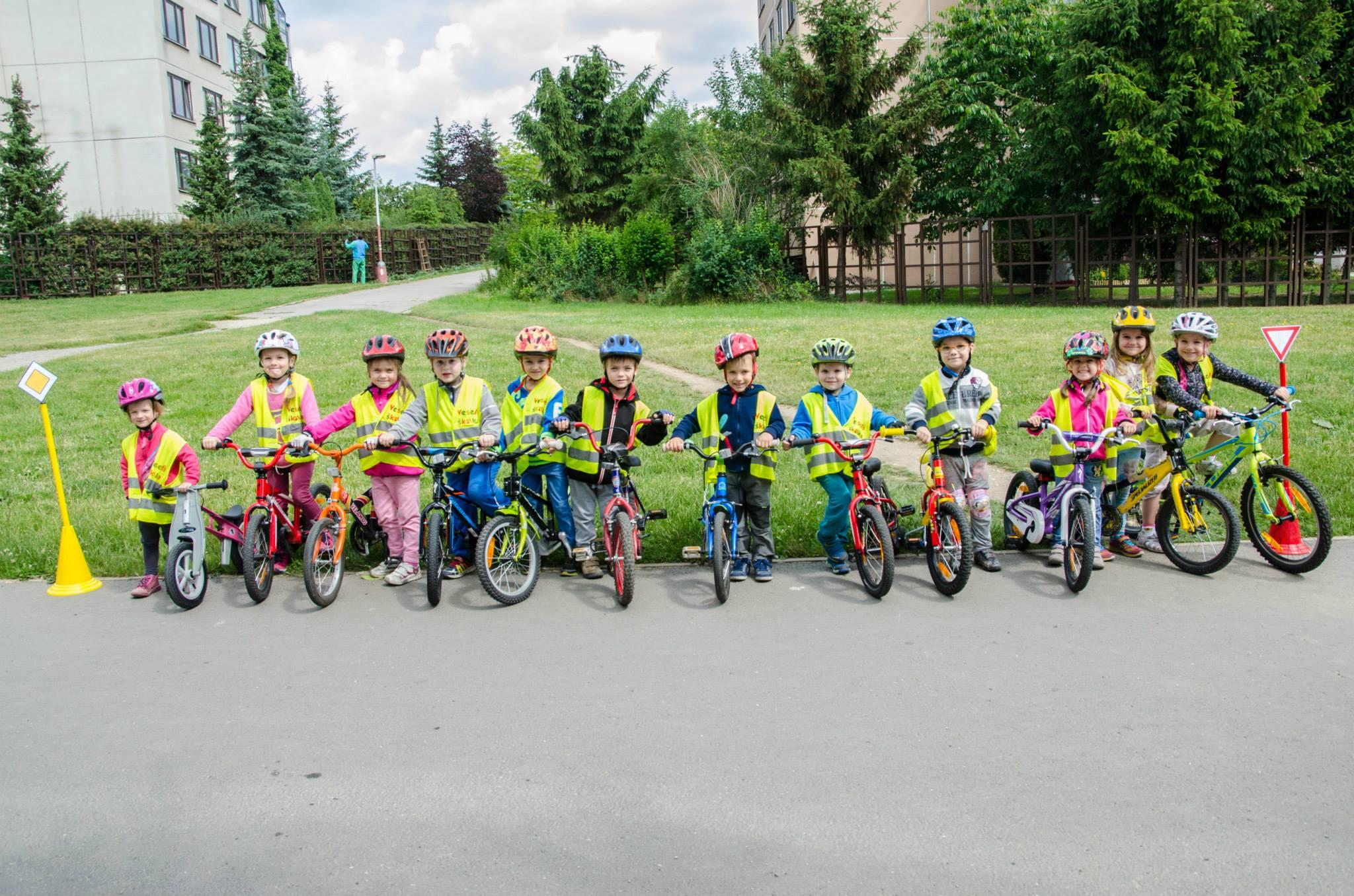 Cyklistický gang :)