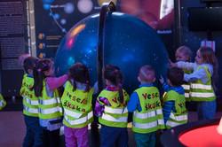 Zkoumáme velký globus
