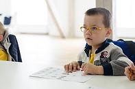 Díky analýze a sledování pokroků dítěte jsme schopni ho vzdělávat maximálně efektivně.