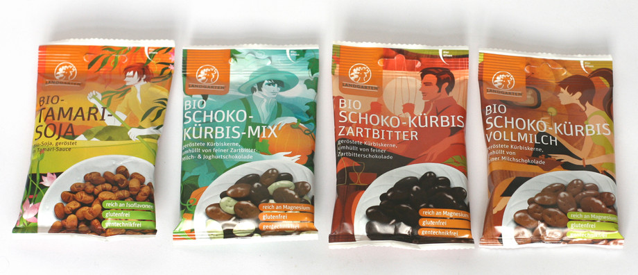 """Landgarten"" Organic Sweets"