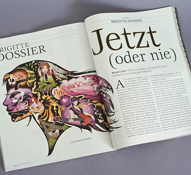 """Jetzt (oder nie)"" - ""Now (Or Never)"""