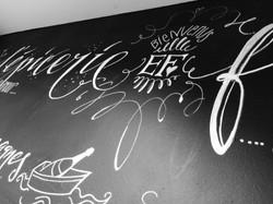 Black Board Branding