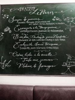 "Brasserie ""Le Paris"" Ku'damm Berlin"