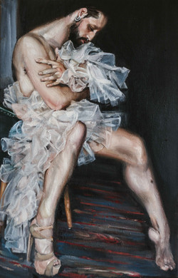 'Guille und sein Kleid'